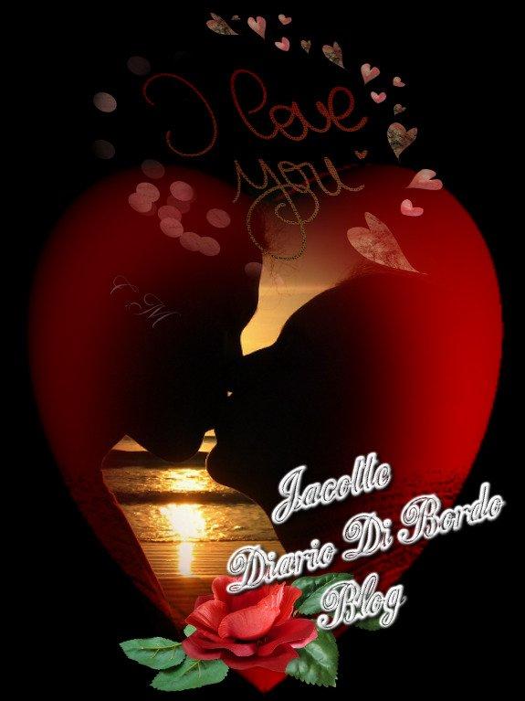 diario di bordo blog...parole di amore x il mio amore... su Jacotte