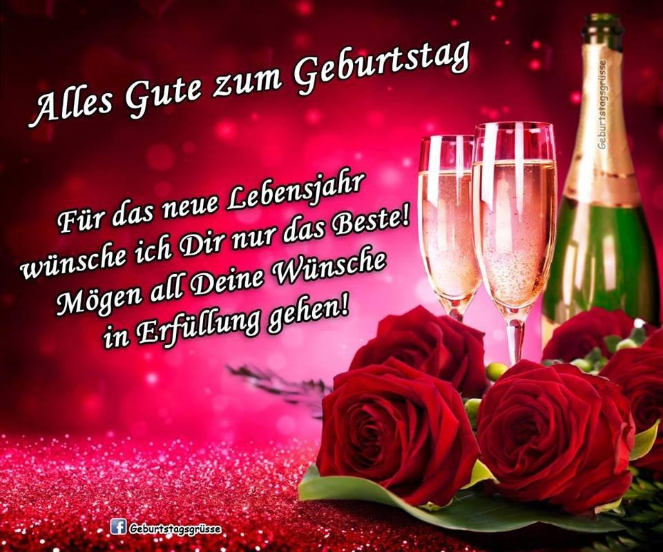 Alles dir ich gute neues lebensjahr für dein wünsche 45 LIEBE
