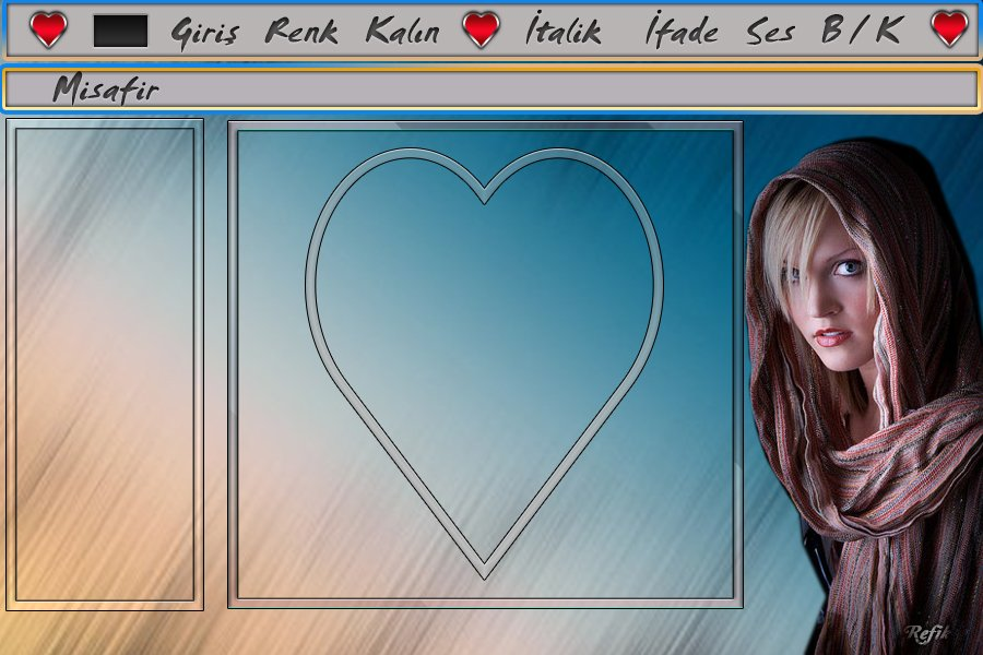 Flatcast Kalpli Bayan Radyo Temaları